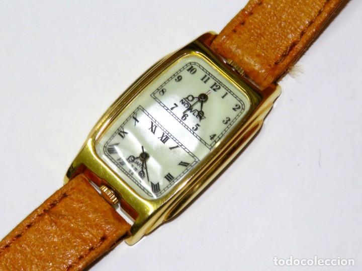 NOWLEY CUARZO DOBLE HORARIO (Relojes - Relojes Actuales - Otros)