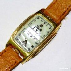 Relojes: NOWLEY CUARZO DOBLE HORARIO. Lote 169826560