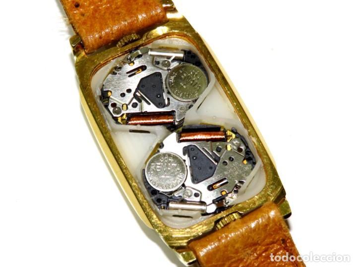 Relojes: NOWLEY CUARZO DOBLE HORARIO - Foto 3 - 169826560