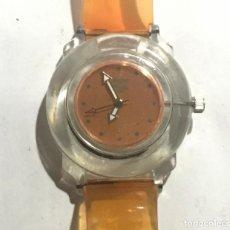 Relojes: BONITO RELOJ COLECCIONABLE CHUPA CHUPS - MECANISMO ETA 802 105 . Lote 169941804