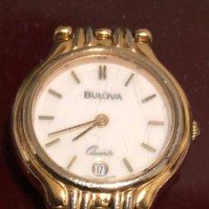 Relojes: BONITO RELOJ DE MUJER, BULOVA. Lote 170016853