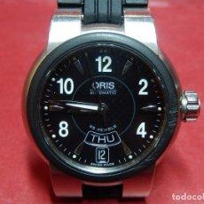 Relojes: RELOJ DE PULSERA ACERO ORIS AUTOMÁTICO MODELO DAY DATE TT1.. Lote 170303712