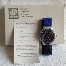 Relojes: RELOJ SPORTSCARD NUEVO EN CAJA. Lote 170462773