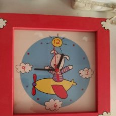 Relojes: RELOJ DE PARED. Lote 170509952