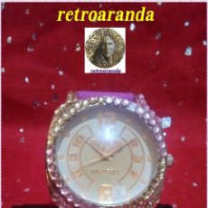 Relojes: RELOJ PARA MUJER *LAGOFREE - ITALY* ... FUNCIONANDO Y EN UN ESTADO COMO NUEVO.. Lote 171114018