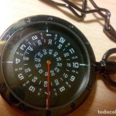 Relojes: RELOJ BOLSILLO DIAL GIRATORIO. Lote 171350417