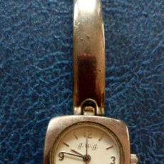 Relojes: RELOJ DE SEÑORA GWG. Lote 171427238