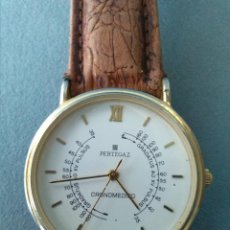 Relojes: RELOJ CRONOMEDICO PERTEGAZ. Lote 171436618