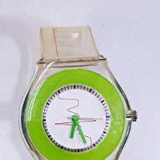 Relógios: RELOJ CON PUBLICIDAD DE UNA MARCA FARMACEUTICA. GLUCOBAY ACARBOSE.. Lote 172108264
