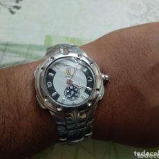 Relojes: RELOJ CABALLERO DE ACERO. Lote 172355403