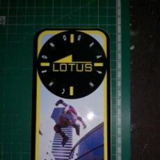 Relojes: CAJA METALICA PARA RELOJ LOTUS CHRONOGRAPH. Lote 172622508