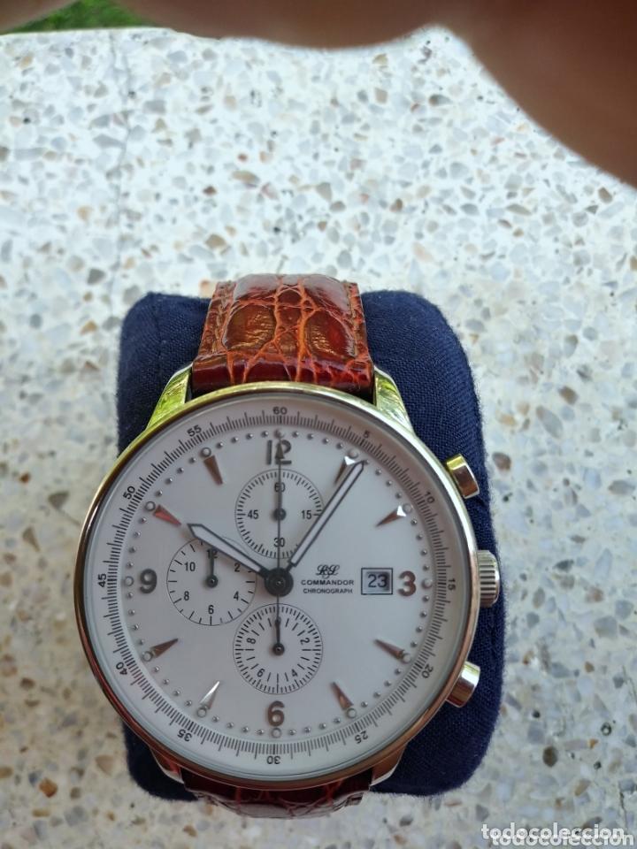 RELOJ ALEMAN DE LUJO LINNHOF LORENZ PARA REPARAR (Relojes - Relojes Actuales - Otros)
