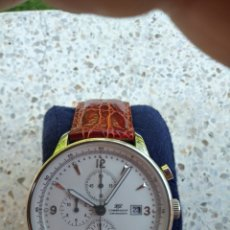Relojes: RELOJ ALEMAN DE LUJO LINNHOF LORENZ PARA REPARAR. Lote 172984233