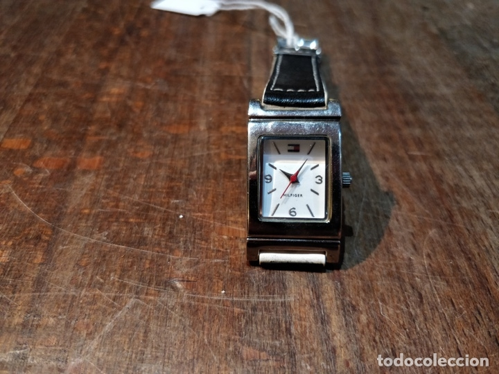 RELOJ TOMY HILFIGER T00187 - CORREA REVERSIBLE BLANCA Y NEGRO ORIGINAL (Relojes - Relojes Actuales - Otros)
