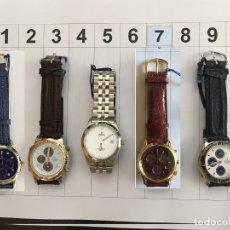 Relojes: RELOJES DE CABALLERO NUEVOS, VARIAS MARCAS. Lote 165113118