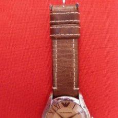 Relojes: RELOJ EMPORIO ARMANI QUARZ. Lote 173064037
