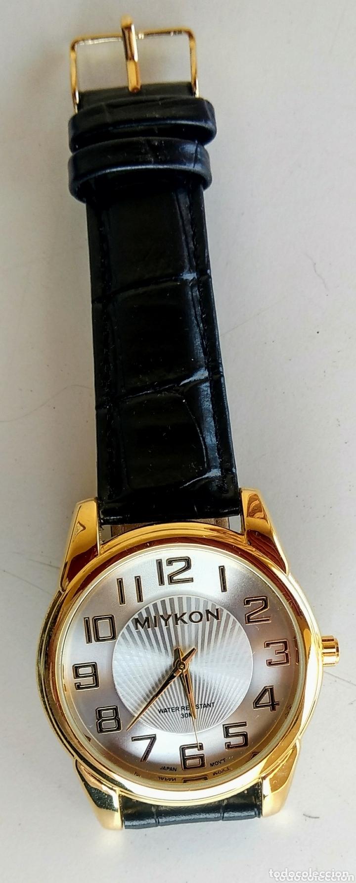 Relojes: Reloj Miykon. Acero inoxidable. Nuevo. - Foto 2 - 173079798