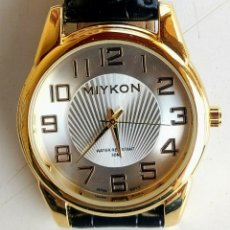 Relojes: RELOJ MIYKON. ACERO INOXIDABLE. NUEVO.. Lote 173079798