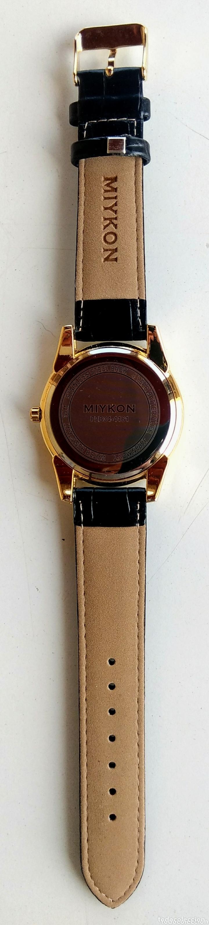 Relojes: Reloj Miykon. Acero inoxidable. Nuevo. - Foto 5 - 173079798