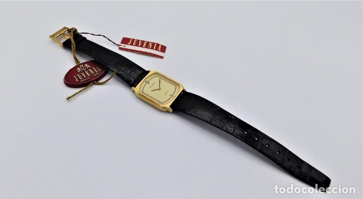 Relojes: JUVENIA-PRECIOSO RELOJ DE PULSERA UNISEX-A ESTRENAR-TODO ORIGINAL - Foto 5 - 173080072