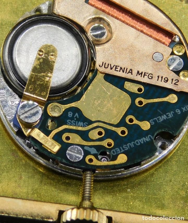 Relojes: JUVENIA-PRECIOSO RELOJ DE PULSERA UNISEX-A ESTRENAR-TODO ORIGINAL - Foto 2 - 173080072