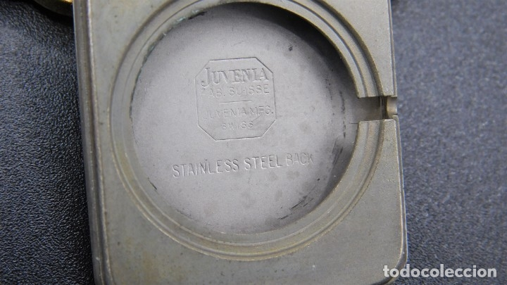 Relojes: JUVENIA-PRECIOSO RELOJ DE PULSERA UNISEX-A ESTRENAR-TODO ORIGINAL - Foto 3 - 173080072
