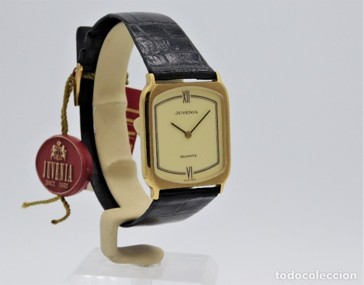 Relojes: JUVENIA-PRECIOSO RELOJ DE PULSERA UNISEX-A ESTRENAR-TODO ORIGINAL - Foto 9 - 173080072