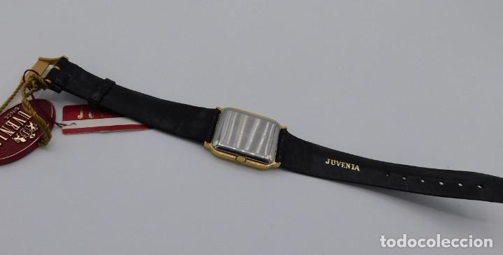 Relojes: JUVENIA-PRECIOSO RELOJ DE PULSERA UNISEX-A ESTRENAR-TODO ORIGINAL - Foto 7 - 173080072