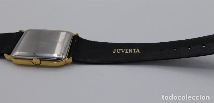 Relojes: JUVENIA-PRECIOSO RELOJ DE PULSERA UNISEX-A ESTRENAR-TODO ORIGINAL - Foto 8 - 173080072