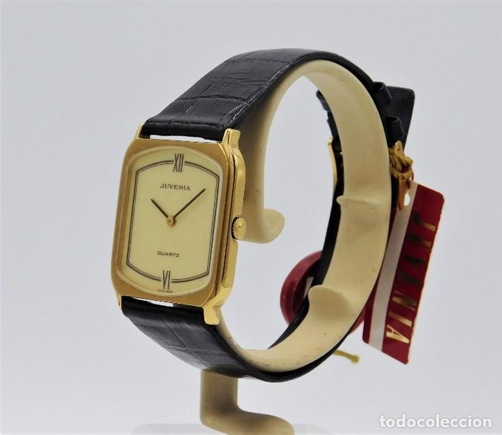 Relojes: JUVENIA-PRECIOSO RELOJ DE PULSERA UNISEX-A ESTRENAR-TODO ORIGINAL - Foto 4 - 173080072