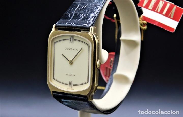 JUVENIA-PRECIOSO RELOJ DE PULSERA UNISEX-A ESTRENAR-TODO ORIGINAL (Relojes - Relojes Actuales - Otros)