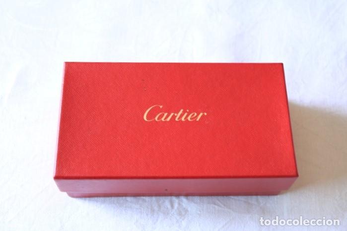 CAJA CARTIER. CARTIER BOX (Relojes - Relojes Actuales - Otros)