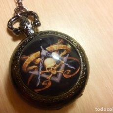 Relojes: RELOJ TEMATICO MASONERIA. Lote 173578807