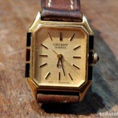 Relojes: FINÍSIMO RELOJ DE PULSERA ORIENT QUARTZ GP. Lote 78914773