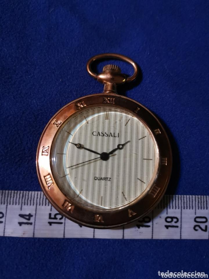 RELOJ DE BOLSILLO QUARTZ (Relojes - Relojes Actuales - Otros)