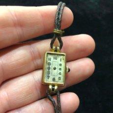 Relojes: RELOJ ANCORA - NECESITA PONER A PUNTO - LE FALTA CRISTAL. Lote 173810714