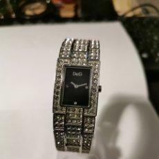 Relojes: RELOJ DE SEÑORA.. D&G. FUNCIONANDO.ORIGINAL 100X100. Lote 173849577