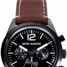 Relojes: MARK MADDOX MULTIFUNCION CORREA ¡¡¡ LIQUIDACIÓN !!!. Lote 174305687