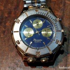 Relojes: RELOJ CABALLERO THERMIDOR QUARTZ - 50M WATER RESISTANT. Lote 174380299