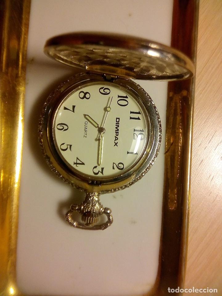 Relojes: RELOJ BOLSILLO FINO Y ELEGANTE. - Foto 2 - 174405775