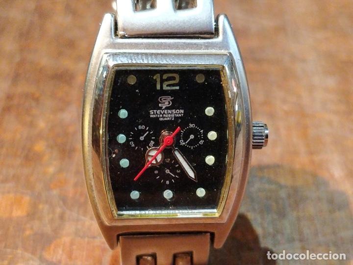Relojes: Reloj Stevenson Quartz water resistant - Foto 2 - 174899050