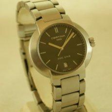Relojes: CERTINA ODC ONE CABALLERO TODO ACERO 38MM FUNCIONANDO. Lote 175226560