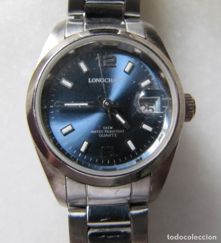 Relojes: reloj señora longchamp para recambios - Foto 2 - 175277977