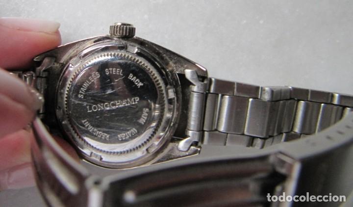 Relojes: reloj señora longchamp para recambios - Foto 3 - 175277977