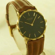 Relojes: RAYMOND WEIL GENEVE MECANICO CHAPADO EN ORO FUNCIONANDO. Lote 175742214