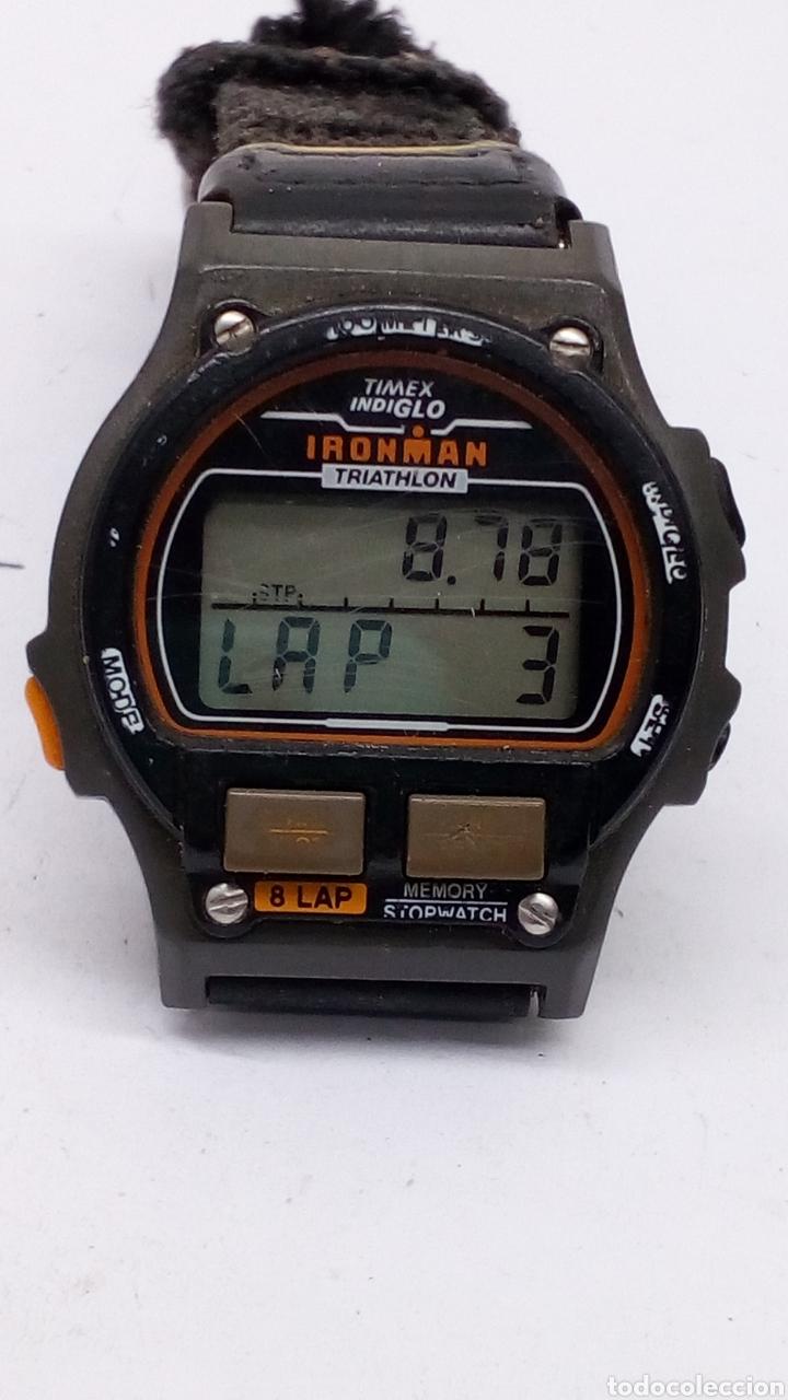 RELOJ TIMEX IRONMAN VINTAGE (Relojes - Relojes Actuales - Otros)