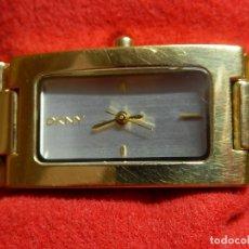 Relojes: RELOJ DONNA KARAN NEW YORK. QUARTZ.. Lote 175948732