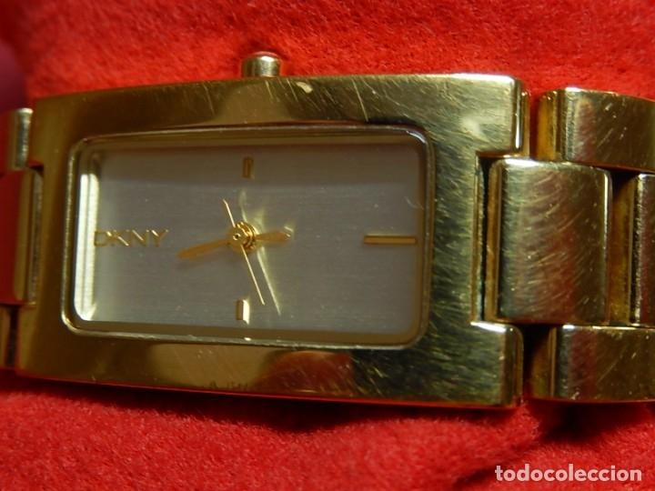 Relojes: Reloj Donna Karan New York. Quartz. - Foto 3 - 175948732