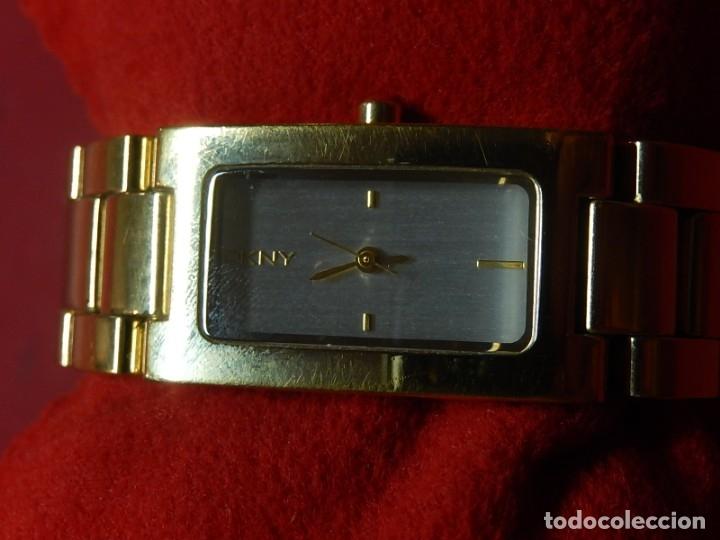 Relojes: Reloj Donna Karan New York. Quartz. - Foto 5 - 175948732