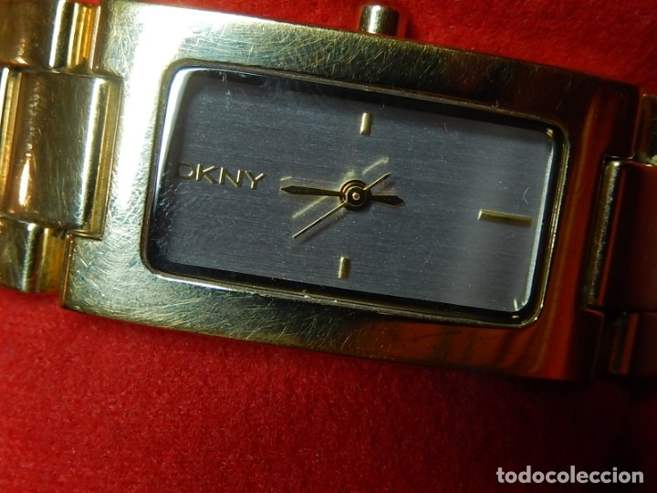 Relojes: Reloj Donna Karan New York. Quartz. - Foto 6 - 175948732
